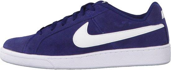 Royale Nike Blauw Heren Suede Court Sneakers RUFrq5UW