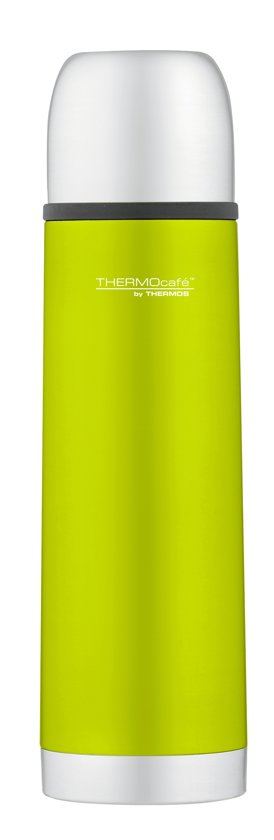 6baccefb033 bol.com | Thermos Soft Touch RVS Isoleerfles - 0.5L - Lime
