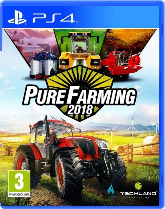 Pure Farming 2018 /PS4