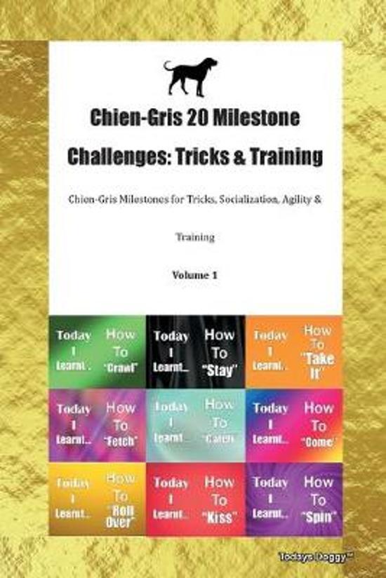 Chien-Gris 20 Milestone Challenges