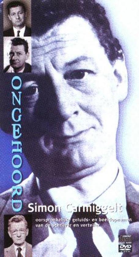 Ongehoord S. Carmiggelt + DVD - Simon Carmiggelt pdf epub
