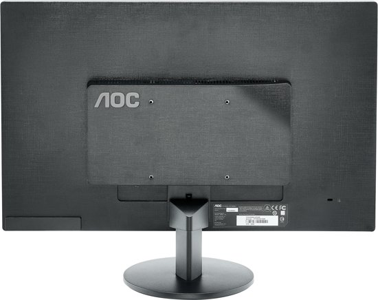 AOC E2470SWDA - Monitor