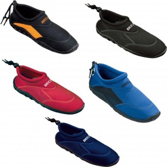 Chaussures D'eau En Néoprène Pour Les Hommes 47 Bleu / Noir 4h0VWPuHS