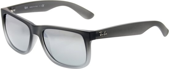 Ray-Ban RB4165 852 88 - Justin (Classic) - zonnebril - Grijs 987862b4d6037