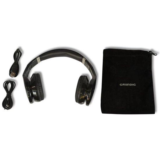 Edco Grundig Bluetooth Headphone koptelefoon Headset 300 mAh 19 x 7 x 19 cm