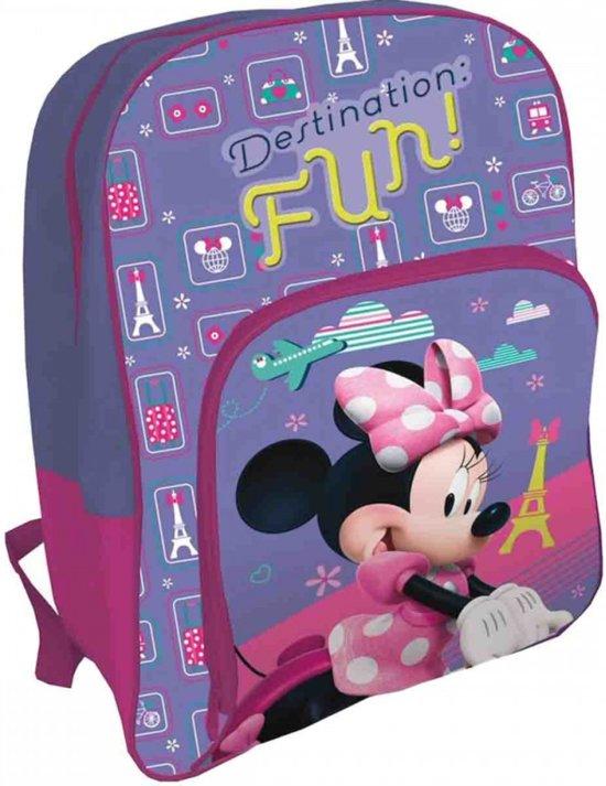 Minnie Mouse Schooltas 46 cm
