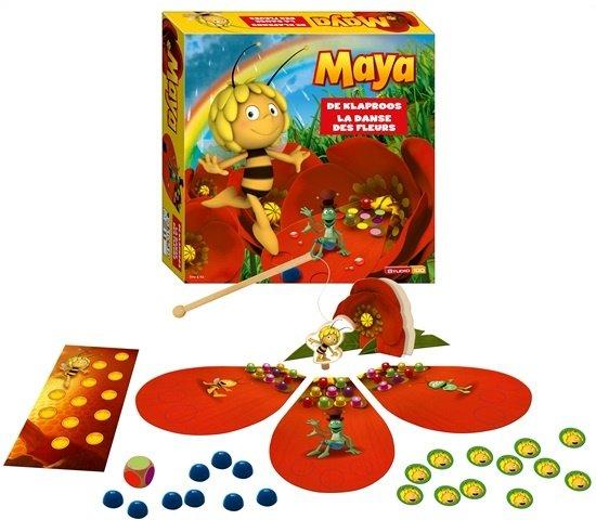 Afbeelding van het spel Studio 100 Spel Maya Klaproos