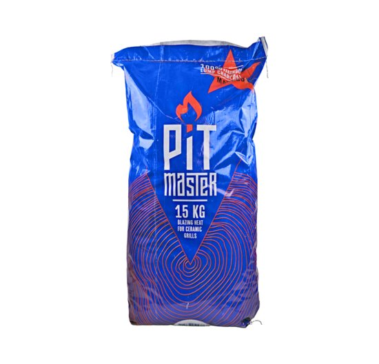 Pitmaster Marabu Houtskool 15kg