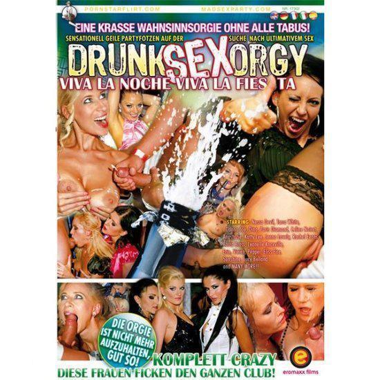 dronken sex orgie films