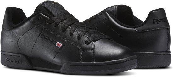 274d9768b93 bol.com | Reebok Npc Ii Sneakers Heren - Black - Maat 39