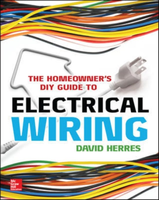Magnificent Bol Com The Homeowners Diy Guide To Electrical Wiring David Wiring Cloud Scatahouseofspiritnl
