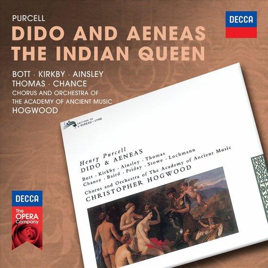 Dido & Aeneas/ The Indian Queen (De