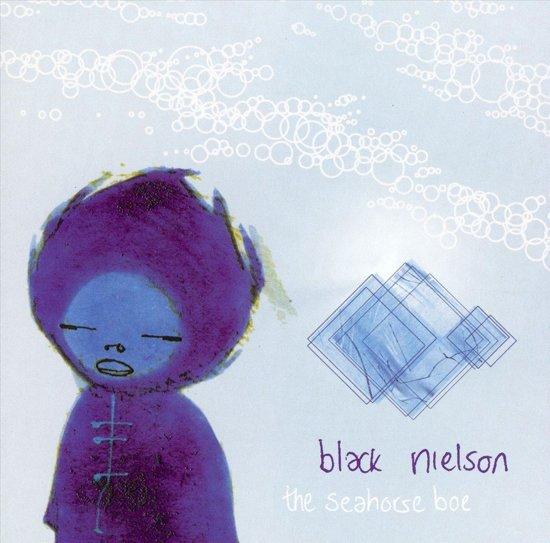 CD cover van The Seahorse Boe van Black Nielson