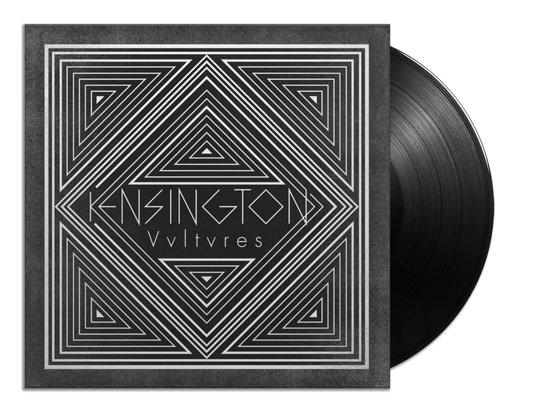 CD cover van Vultures (LP) van Kensington