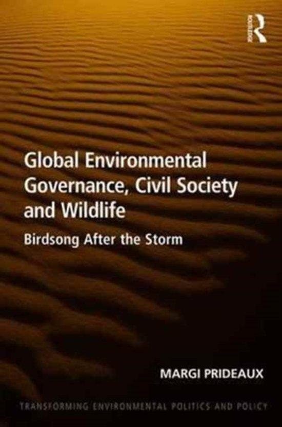 Bol Global Environmental Governance Civil Society And