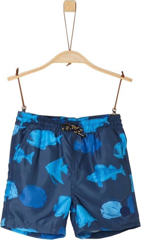 Zwembroek Heren Gaastra.Zwembroeken Blauw Globos Giftfinder