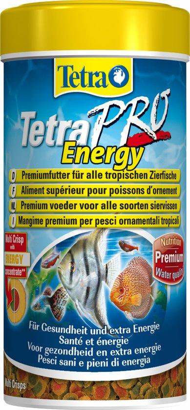Tetra Pro Energy Crisps - Vissenvoer - 250 ml