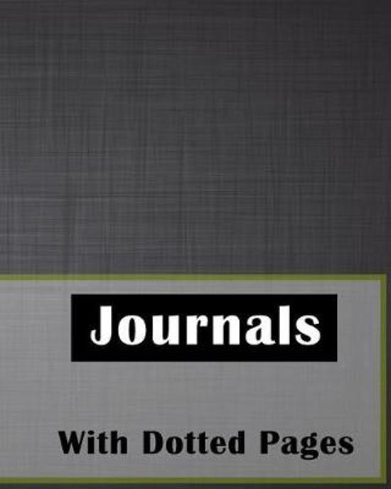 Journals with Dotted Pages