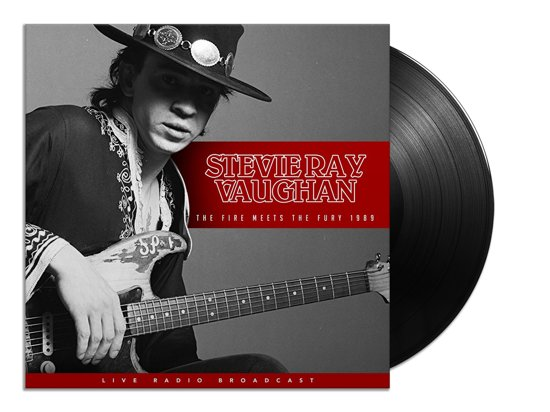 Stevie Ray Vaughan - Best Of The Fire Meets The Fury Live 1989 LP (180 Gram)
