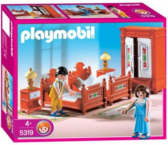 bol.com | Playmobil Slaapkamer Ouders - 5319, PLAYMOBIL | Speelgoed