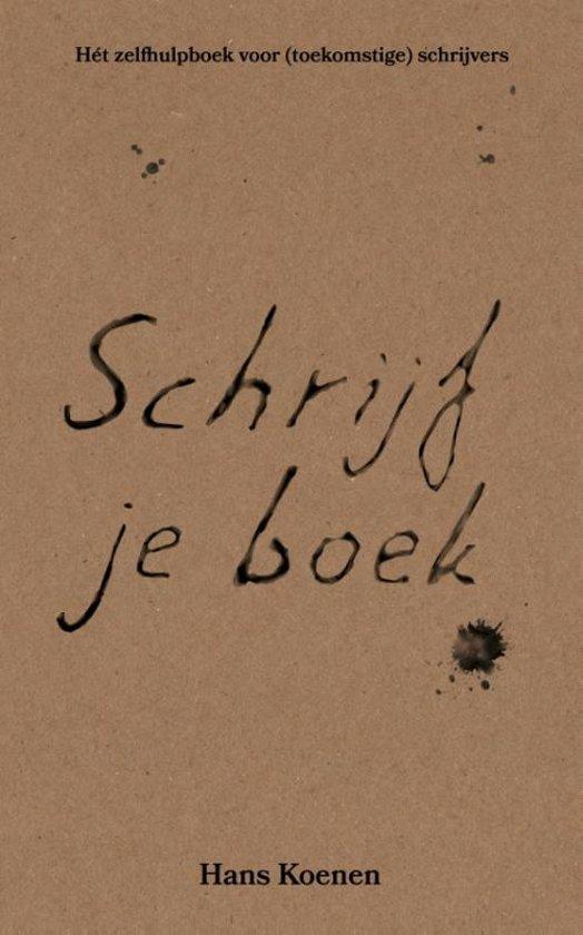 Schrijf je boek