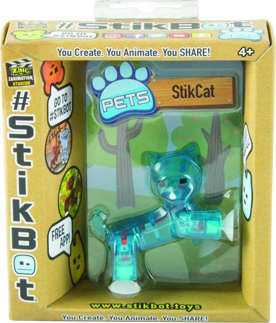 Afbeelding van het spel Stikbot Pet Cat