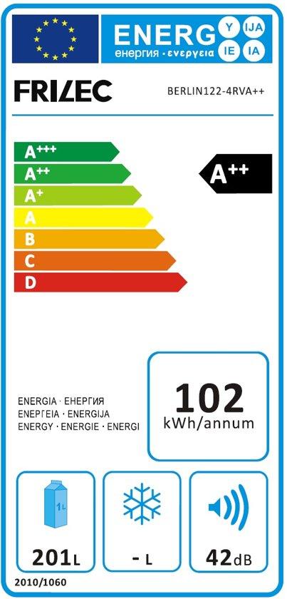 Frilec BERLIN122-4RVA++