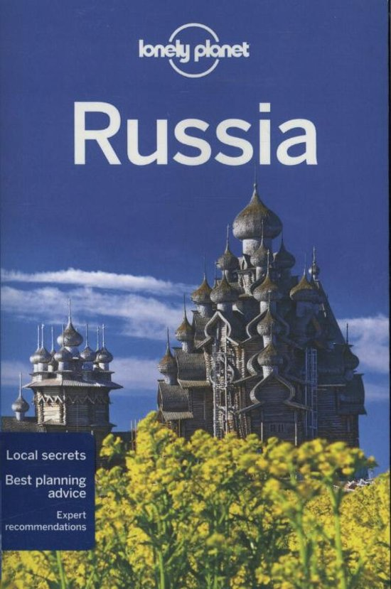 Lonely Planet's reisgids Rusland