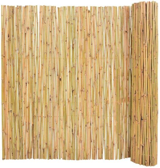 vidaXL Tuinhek 300x150 cm bamboe