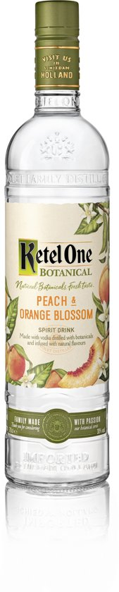 Ketel One Botanical Peach Orange - 70 cl
