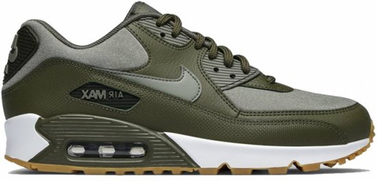 nike air max 90 wit groen
