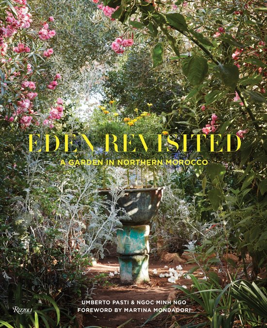 The Eden Code: A Garden Revisited by Stead, Lucille -Paperback