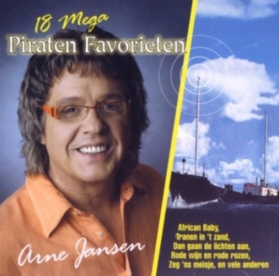 18 Mega Piraten Favorieten
