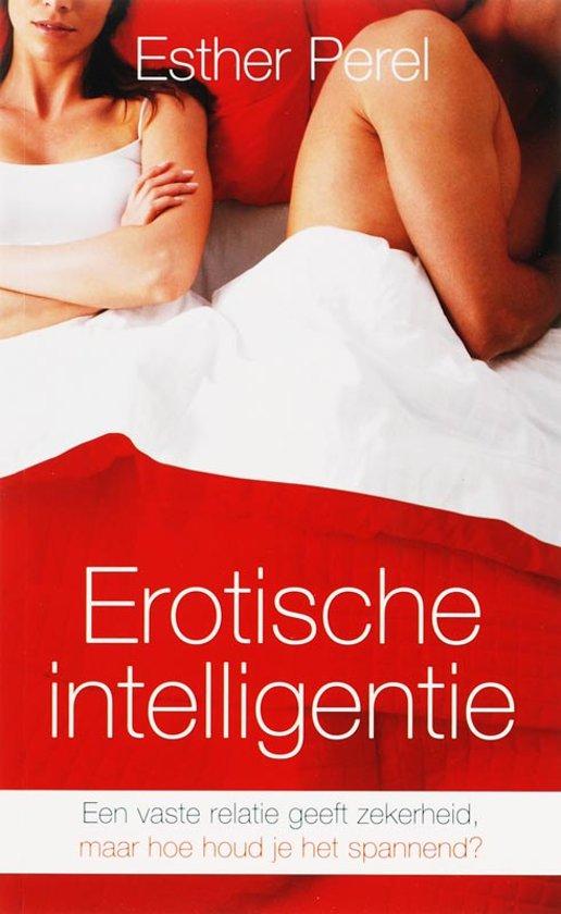 Boek cover Erotische Intelligentie van Esther Perel (Onbekend)