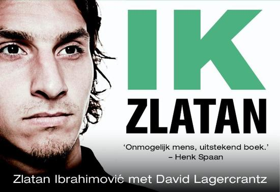 Boek cover Ik, Zlatan - dwarsligger (compact formaat) van Zlatan Ibrahimovic (Onbekend)