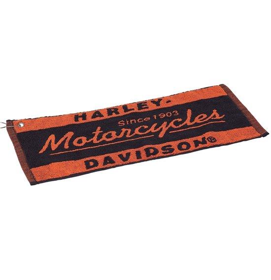 Harley-Davidson Motorcycles Bar Towel