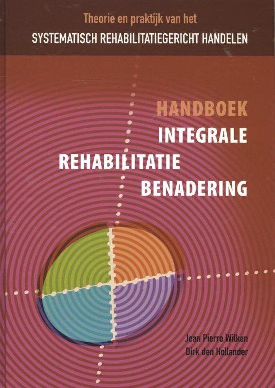 Handboek integrale rehabilitatiebenadering