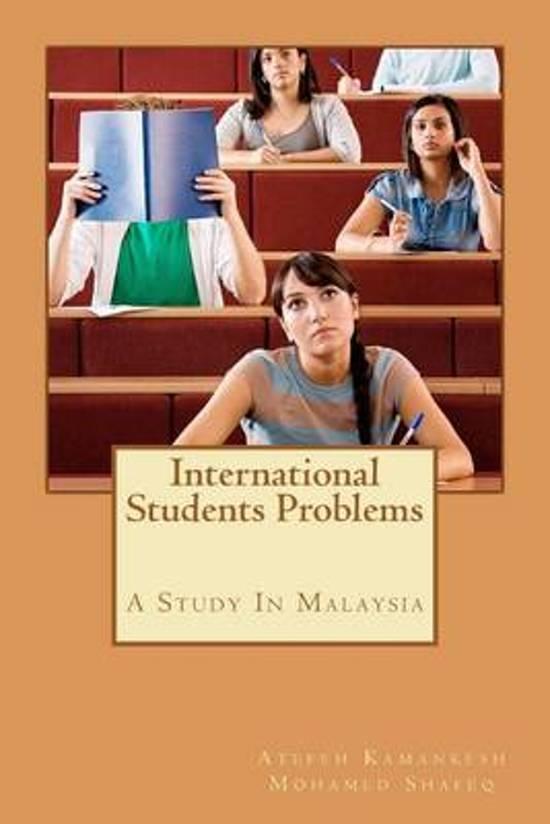 International Students Problems