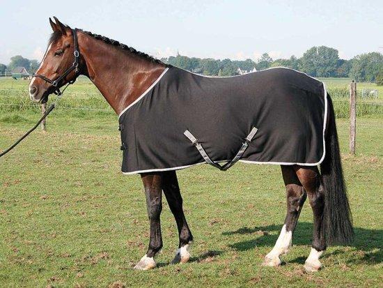 Harry's Horse Jersey cooler deken 205cm Zwart