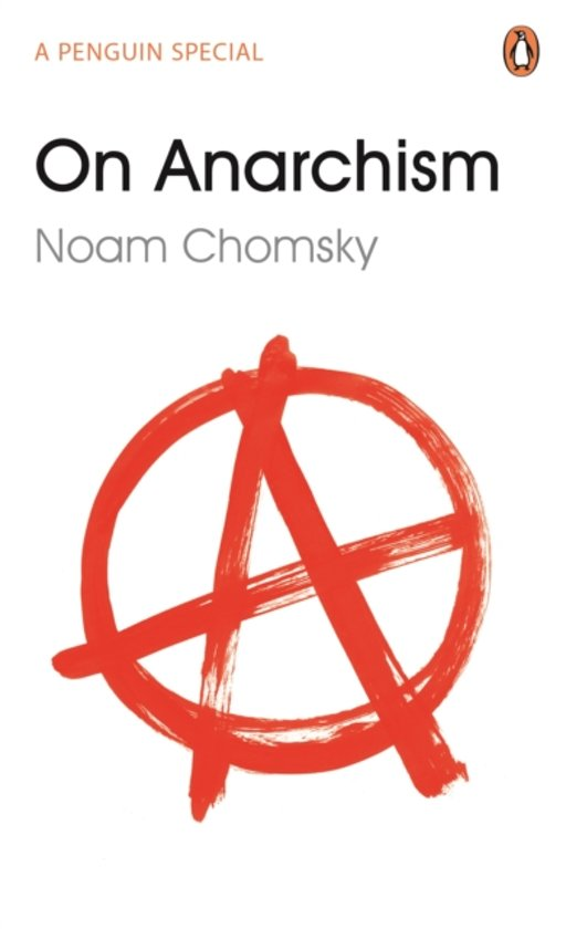 Boek cover On Anarchism van Noam Chomsky (Paperback)