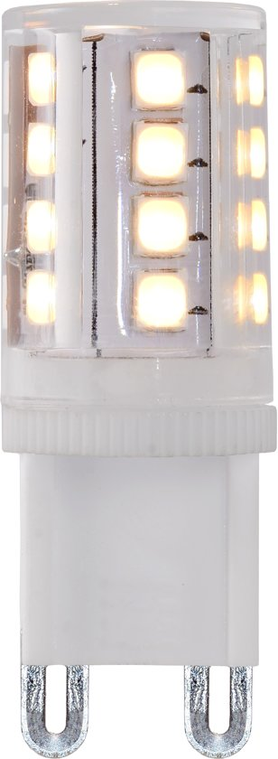 Lucide LED BULB - Led lamp - Ø 1,6 cm - LED Dimb. - G9 - 1x4W 2700K - Wit