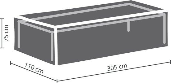 Winza tuintafelhoes premium 305x110x75 cm