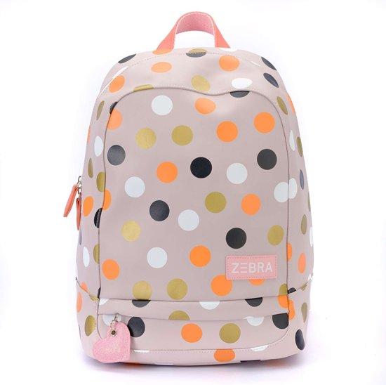 937a3a0f510 bol.com | Zebra Trends Kinder Rugzak L Cool Dots