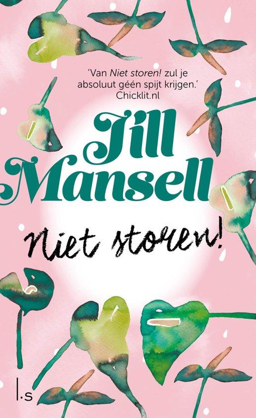 Boek cover Niet storen! van Jill Mansell (Paperback)