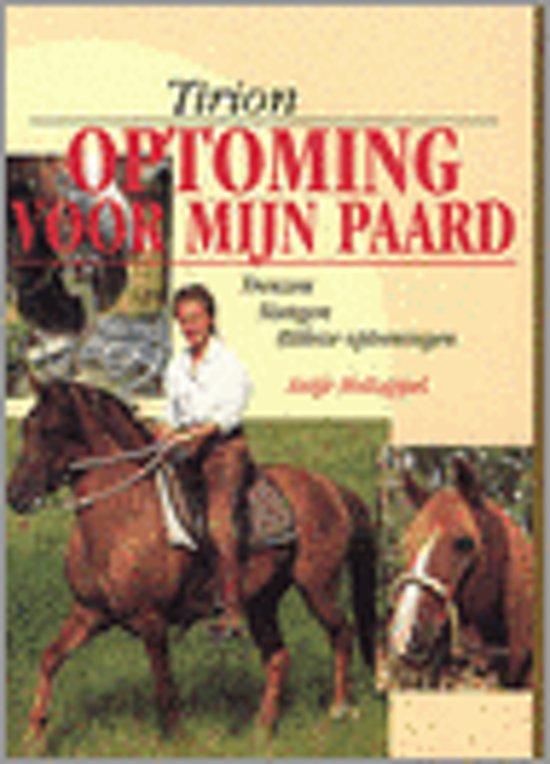 OPTOMING VOOR MIJN PAARD - Holtappel pdf epub