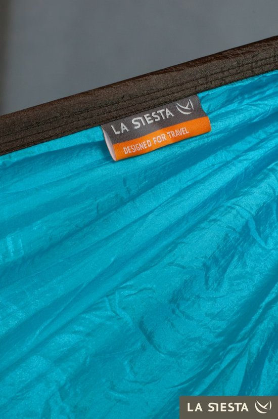 Reishangmat 'Colibri' turquoise
