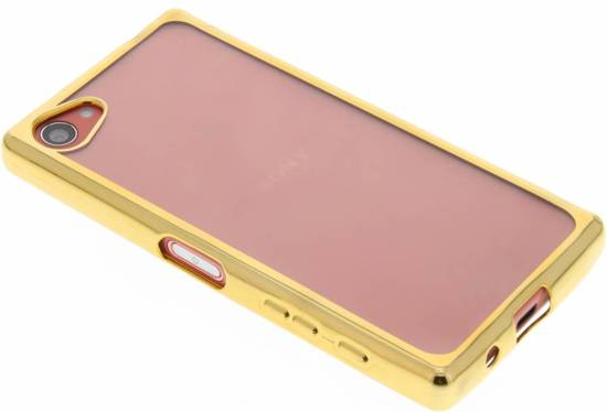 Diamants Rose Conception Tpu Cas Pour Sony Xperia Z5 Compact U6Yofeb
