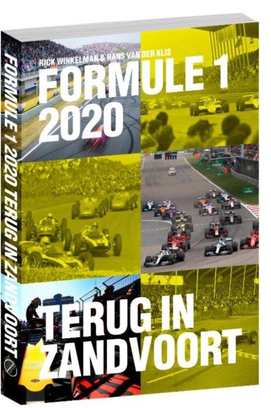 Boek cover Formule 1 | 2020 van Rick Winkelman (Paperback)