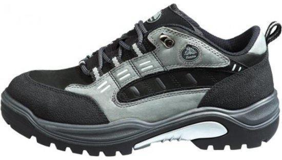sport/werkschoen.S-3 laag grijs/zwart 41