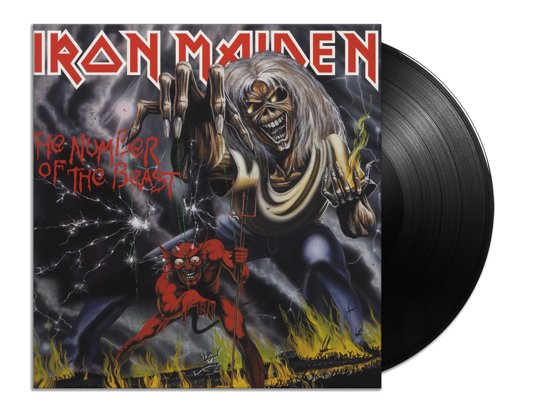 The Number Of The Beast (LP)